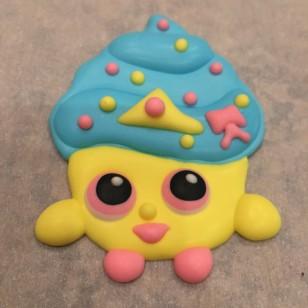 Shopkin Cupcake Topper
