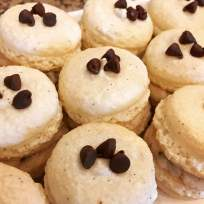 Cookie Dough Macarons